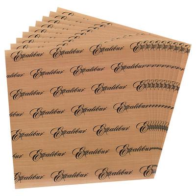 Excalibur Pack of 9 ParaFlexx Large Premium Sheets