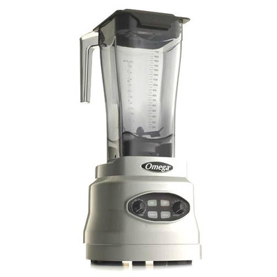 Omega BL630 3 HP Blender in Silver