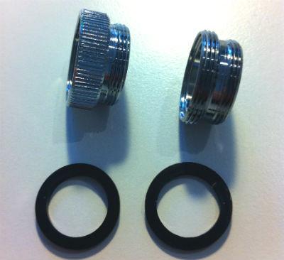 Aquasana AQ4000 replacement faucet adaptor set