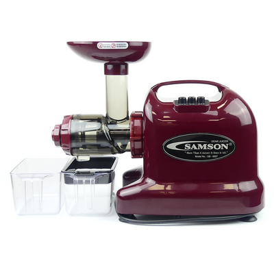 Samson 6 in 1 GB 9003 Juicer in Maroon