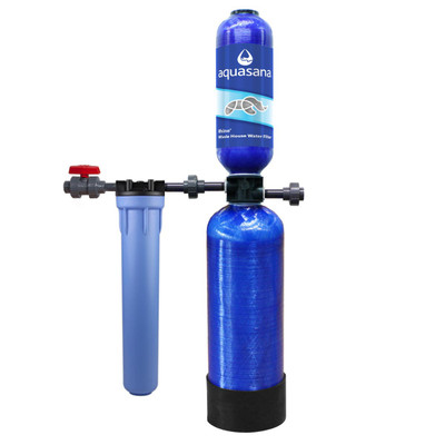 Aquasana Rhino EQ-1000 Premium 10 Year Whole House Water Filtration System