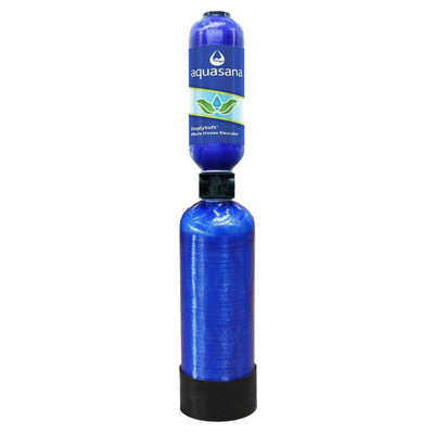 Aquasana SimplySoft Salt Free Whole House Water Softener