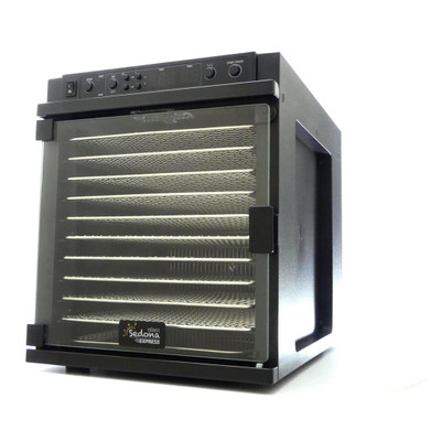 Tribest Sedona Express Dehydrator With Stainless Steel Trays