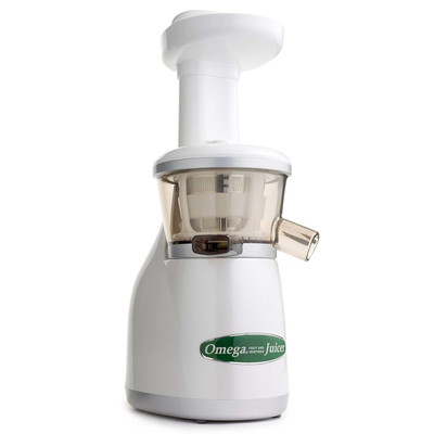 Omega Vert VRT 350 Juicer in White