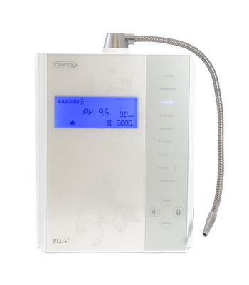 Chanson Miracle Max Plus Water Ionizer in White