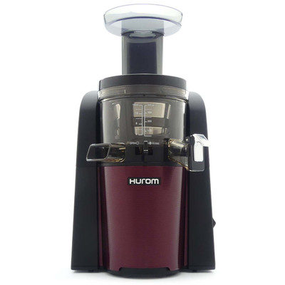 Hurom HV Slow Juicer in Red