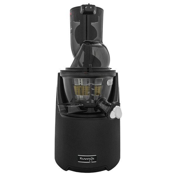 Kuvings EVO820 Wide Feed Slow Juicer in Black