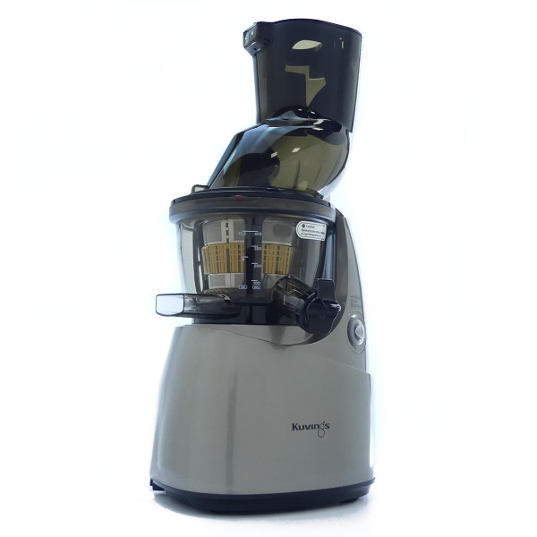 Kuvings B8200 Whole Slow Juicer in Silver
