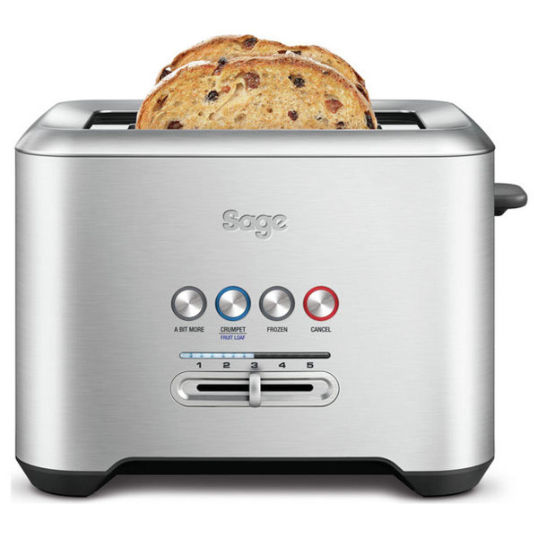 Sage Bit More Toaster 2 Slice