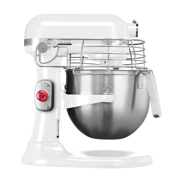 6.9 L Professional Stand Mixer in White