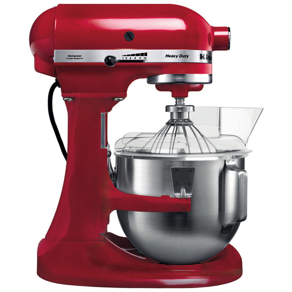 KitchenAid 4.8 L Heavy Duty Stand Mixer in Red