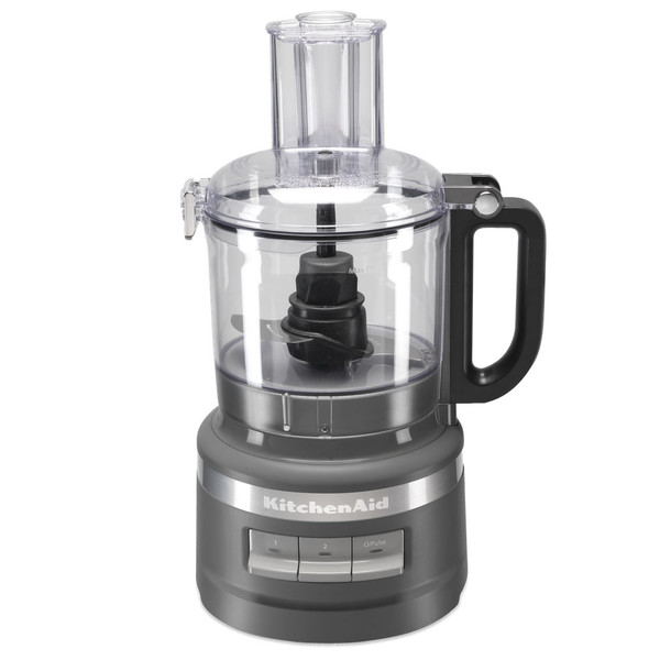 KitchenAid 1.7L Food Processor 5KFP0719BDG in Charcoal Grey