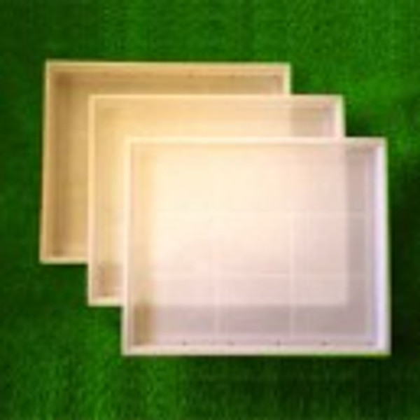 Easy Green Large Self-Draining Trays (Pack of 3)