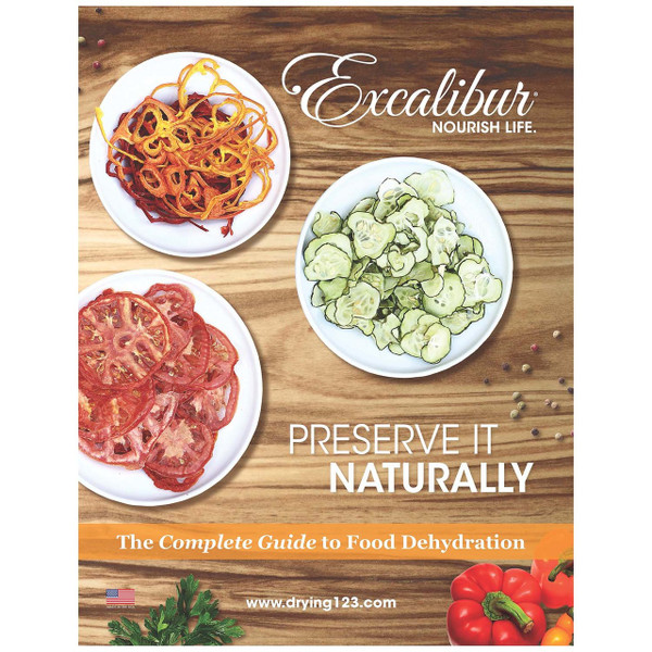 Preserve it Naturally 3rd Edition by Excalibur