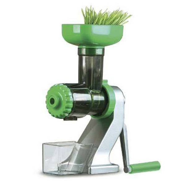 Z Star Manual Wheatgrass and Fruit Juicer
