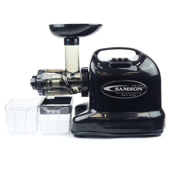 Samson Advanced Series Multi Purpose Juice Extractor GB 9005 in Black