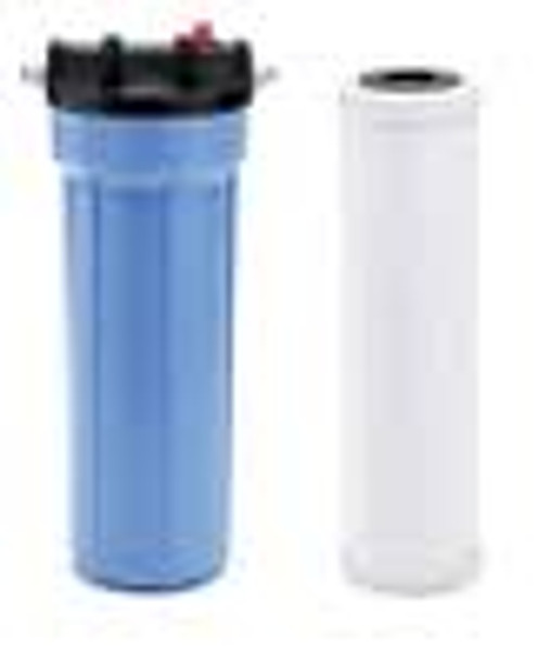 Waterwise 7000 Carbon Prefilter System and Prefilter Housing