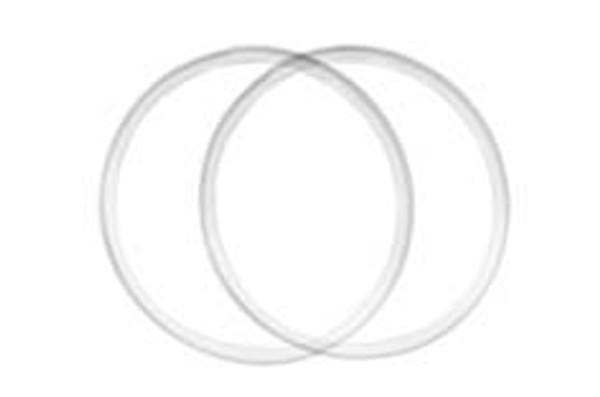 Angel Silcone Rings