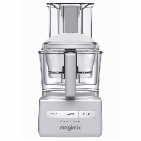Magimix 3200XL Compact Food Processor in White