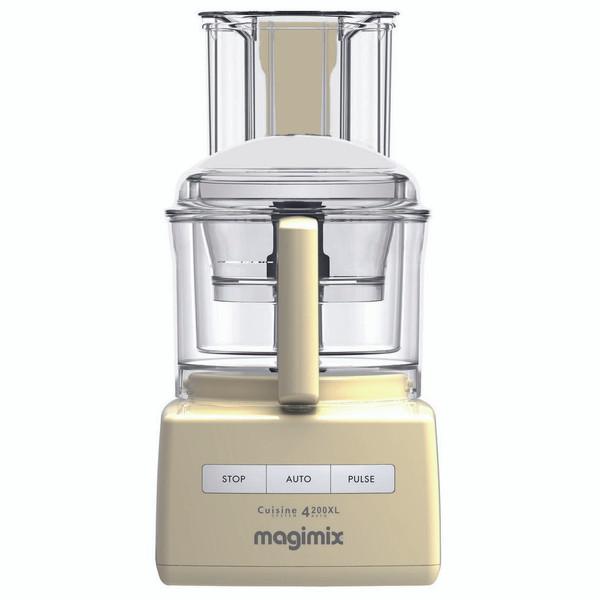Magimix 4200XL Cuisine Food Processor in Cream