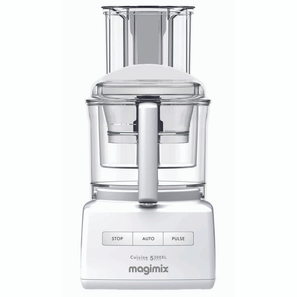 Magimix 5200XL Cuisine Food Processor in White