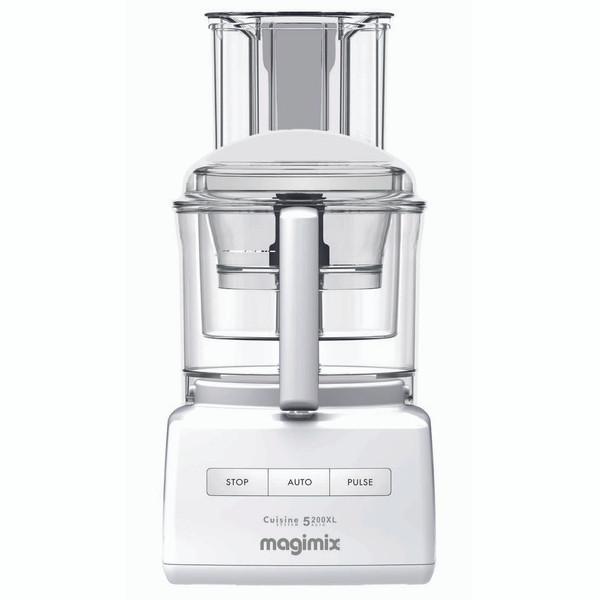 Magimix 5200XL Premium Food Processor in White