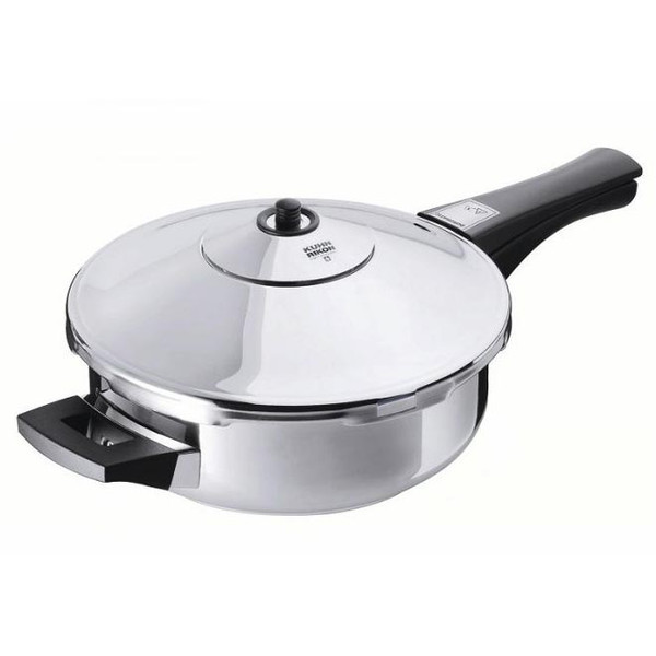 Kuhn Rikon Duromatic Inox 2.5L Pressure Cooker with Long Handle