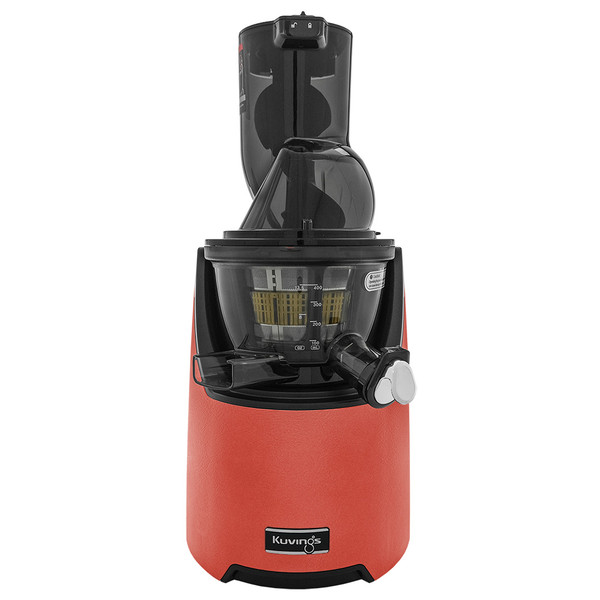 Kuvings EVO820 Wide Feed Slow Juicer in Red