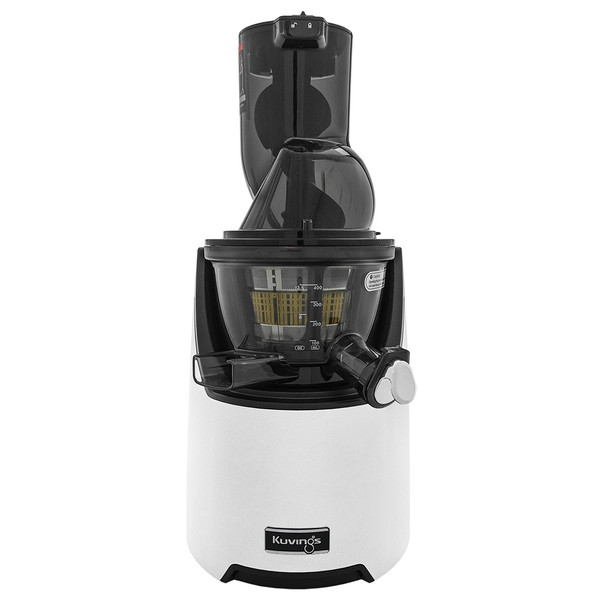 Kuvings EVO820 Wide Feed Slow Juicer in White