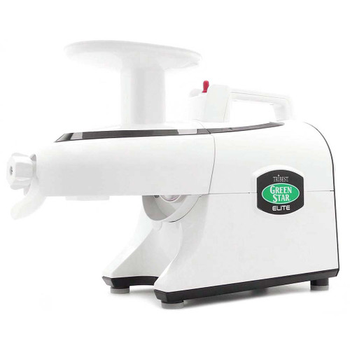 Tribest Green Star Pro Twin Gear Juicer