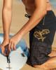 Brown Ulua Men's Fishing Boardshort Surfer