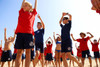 Junior Lifeguard Uniform Red Boardshorts