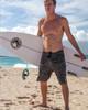 "Ma'alaea Camo Wave 21"" Stretch Boardshort"