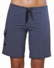 """Women's Ebony 9"""" Boardshort Front"""