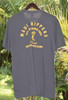 Crafted with Aloha Men's Pocket Tee - Heavy Metal