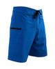 "Core Blue 21"" Men's Stretch Boardshorts Side"