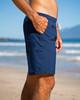 Men's Performance Workout Shorts - Navy