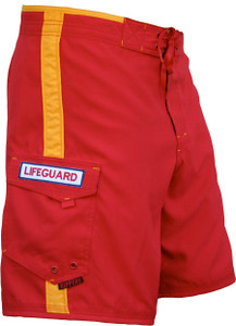 Signature Lifeguard Shorts Now In Stretch Fabric!!!