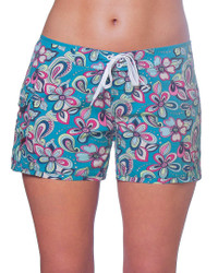 "Aqualani Women's 2.5"" Boardshort Front"