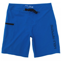 "Core Blue 21"" Men's Stretch Boardshorts"