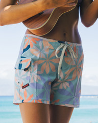 "Maui Jungle 5"" Boardshort"