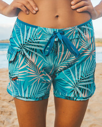 "Sunset Palms 5"" Boardshort"