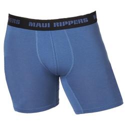 Men's Premium Underwear Modal Cotton Boxer Briefs Blue