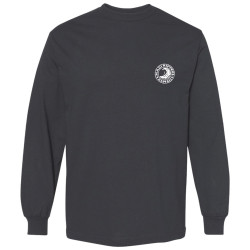 Long Sleeve Cotton Logo Tee