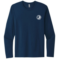 Long Sleeve Classic Cotton Logo Tee