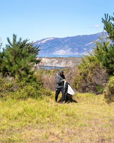 Cold Waves and Warm Fleece | Big Sur