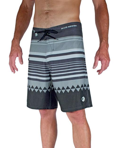 "Honolua Men's 21"" Stretch Boardshort Front"