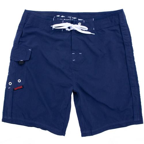 Lifeguard Uniform Navy Blue Microfiber