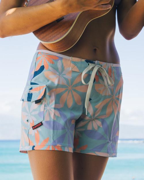 "Maui Jungle 5"" Boardshort"