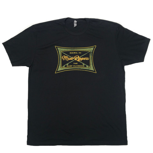 Men's Surf Classics Tee - Black